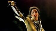 Die Gesichter des King of Pop