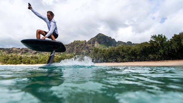 Ist das die Zukunft des Wassersports?