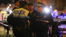 Entsetzen in Sydney nach Messerangriff und Leichenfund
