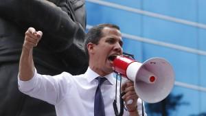 Guaidó kündigt neue Verhandlungen mit Maduro an