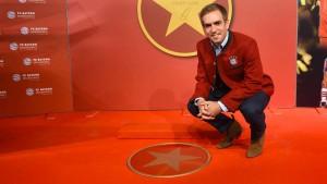 Philipp Lahm, die offizielle Bayern-Legende