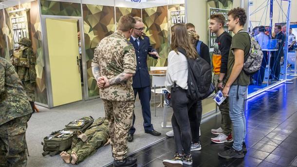 Die Personalmisere der Bundeswehr