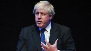 Johnson: Mays Brexit-Pläne betrügen die Wähler