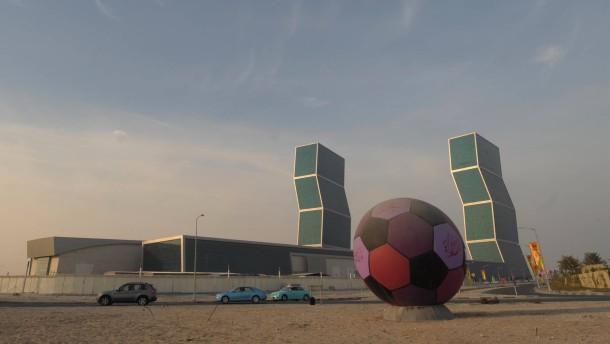 Gegen Ausbeutung in Qatar