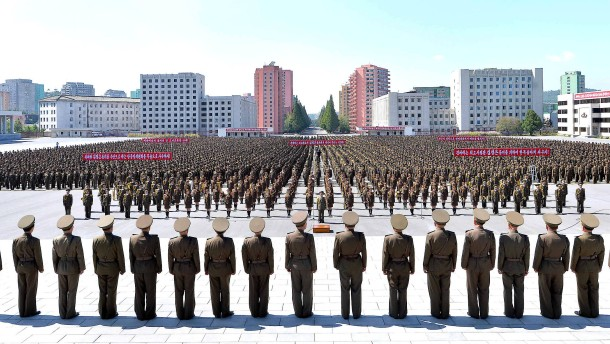 Amerika verschärft Sanktionen gegen Nordkorea
