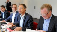 SPD und Grüne vereinbaren Koalition