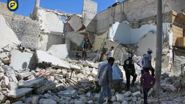 UN-Generalsekretär geißelt Kriegsverbrechen in Syrien