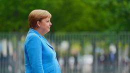 """Merkel sieht sich in """"Verarbeitungsphase"""""""