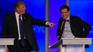 Trump plädiert für Waterboarding und viel Schlimmeres