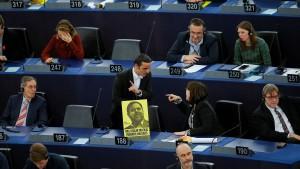 Junqueras will Sitz im Europaparlament einklagen