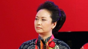 Chinas famous future first lady adopts low profile