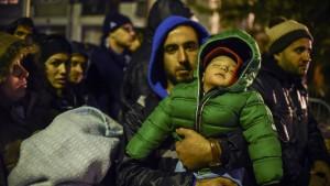 Serbien sieht in Flüchtlingskrise kleinen Schritt vorwärts