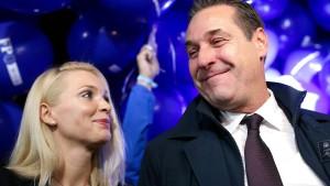 Frau von Österreichs Ex-Vizekanzler will ins Parlament