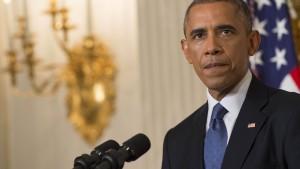 Obama genehmigt Luftangriffe auf IS-Terroristen