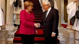 Griechenland pocht auf deutsche Reparationen
