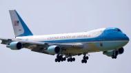 Trump schimpft über Preis von neuer Air Force One