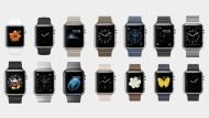 An der Auswahl dürfte es nicht scheitern, wenn Interesse an der Apple Watch besteht