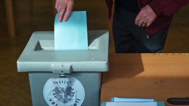 In Österreich droht den Volksparteien ein Debakel