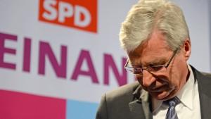 SPD und Grüne arbeiten bittere Stimmenverluste auf