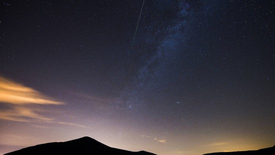 Meteoriten-Jagd in der Wüste