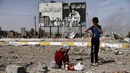 Rückkehr von mehr als hundert Dschihadisten-Kindern erwartet