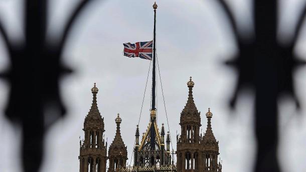 Die Briten und der Terror