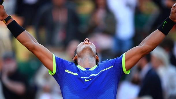 Nadal fehlt ein Sieg zum zehnten Paris-Triumph