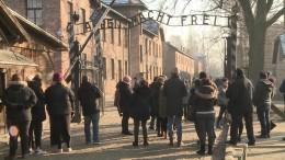 Wie Holocaust-Gedenkstätten mit dem Touristenansturm umgehen