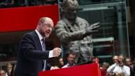 """Schulz fordert """"Innovationsallianz"""" für Deutschland"""