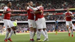 Spekulationen um Özil nach Arsenal-Sieg