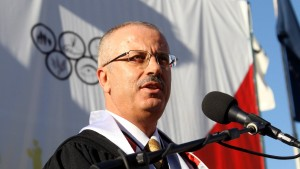 Rami Hamdallah soll neue Regierung führen