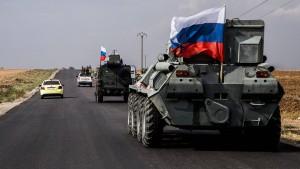 Russland besorgt über amerikanische Präsenz an Ölfeldern
