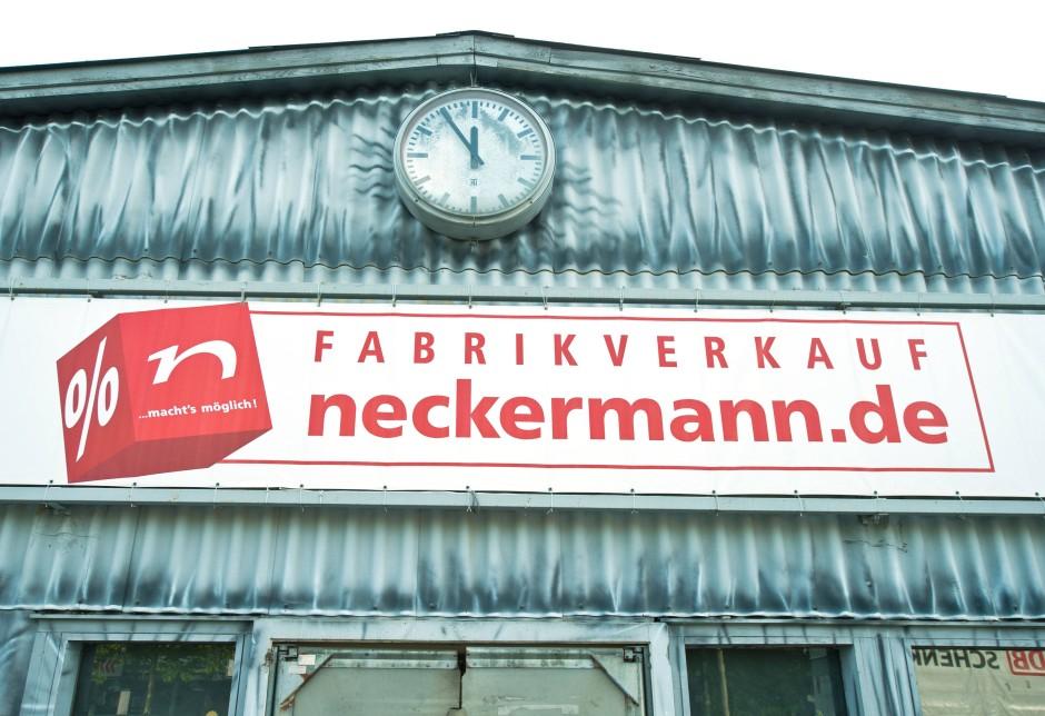 Bild Zu Letzter Investor Sagt Ab Neckermann Stellt