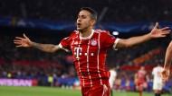 Bayern steuert Richtung Champions-League-Halbfinale