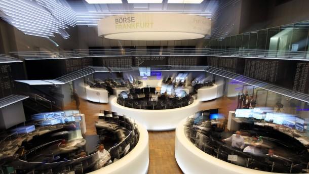 Handelsstreit und Gewinnwarnungen belasten Börsen