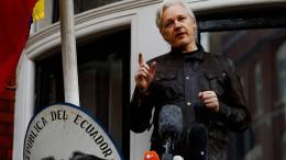 Assange zu Aussage in Russland-Affäre bereit