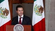 Mexikaner erbost über Trumps Mauer-Pläne