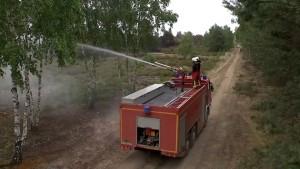 Dürre sorgt für Waldbrände und Ernteausfälle