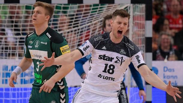 Kiel und Flensburg im Pokalfinale