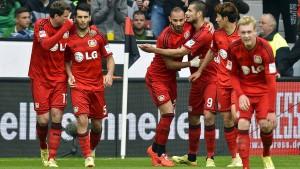 Königsklasse ruft Leverkusen
