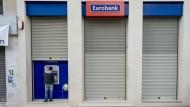 Die Griechen holen Milliarden von den Banken