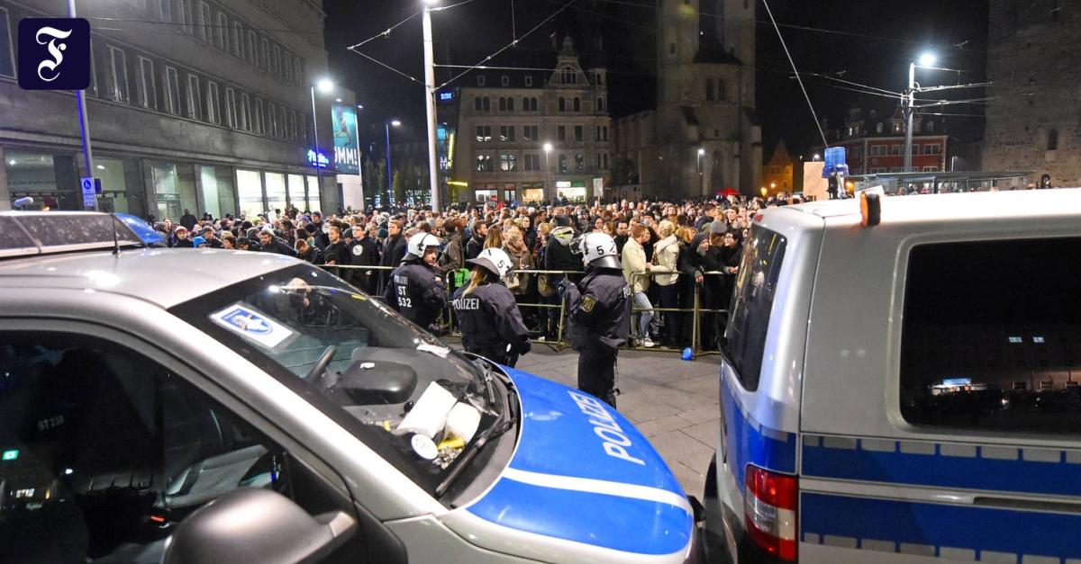 Halle Aktuell Polizei