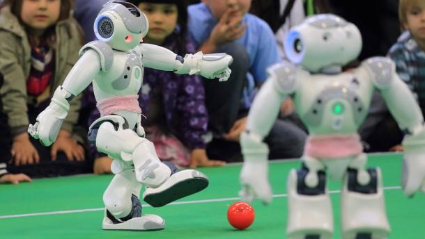 roboter spielen