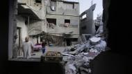 Waffenruhe in Gaza vereinbart