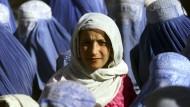 Frauen in Afghanistan. Das Gesicht unserer Angst