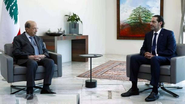 Regierungsbildung im Libanon abermals gescheitert