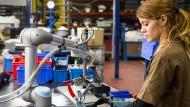 Universal Robots hat mit seinen leichten und flexiblen Roboterarmen die Robotertechnik revolutioniert.