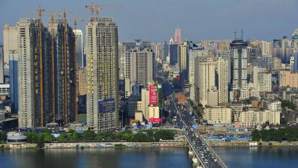 Die globale Ungleichheit sinkt