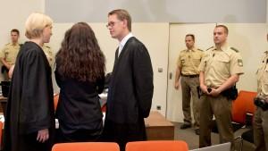 Zschäpe lehnt Richter abermals als befangen ab