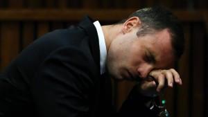 Pistorius weint und bittet um Vergebung